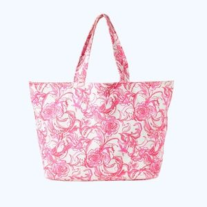 Lilly Pulitzer GOOP Palm Beach Tote